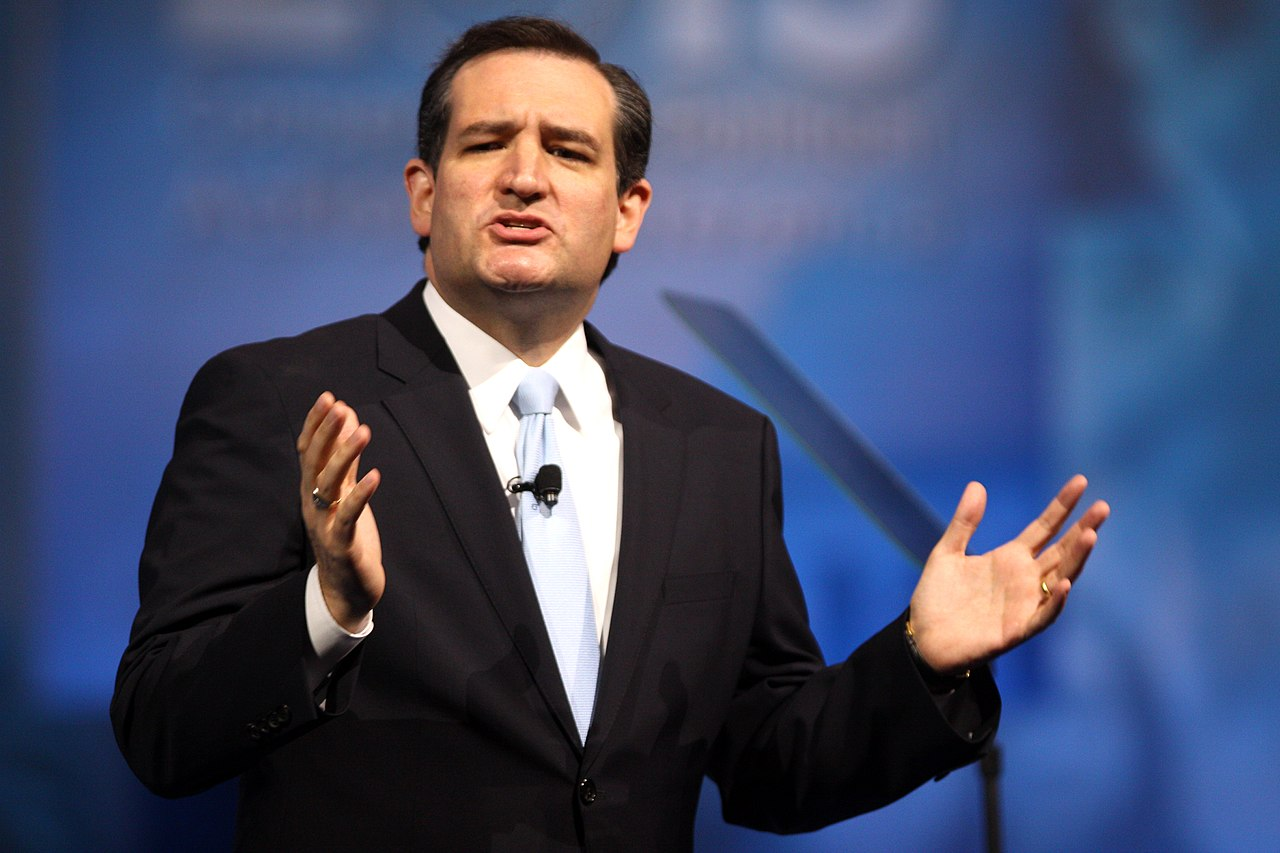 Sen. Ted Cruz Is Right: Congress Labeled End-Of-Year Spending Bill