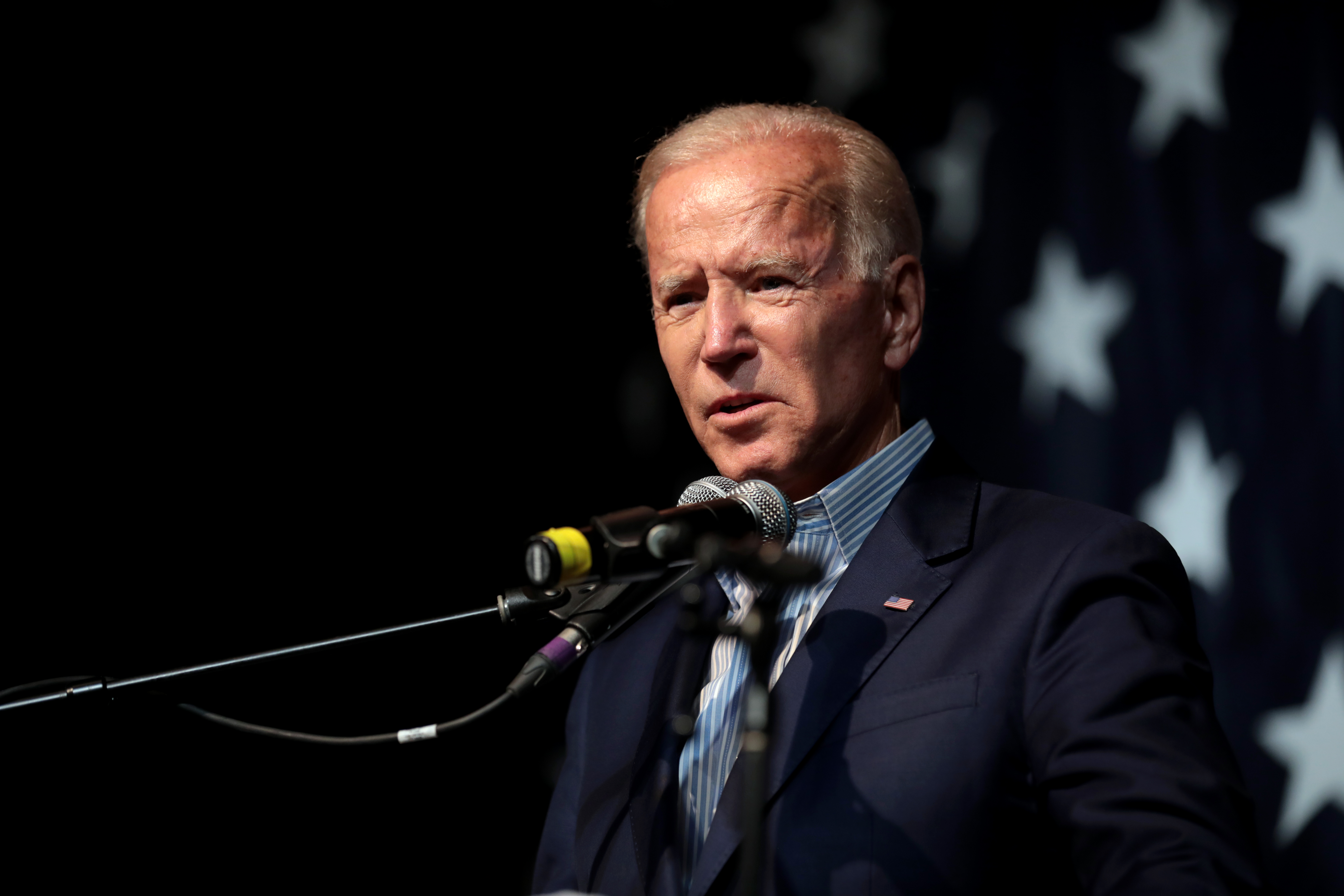 Joe Biden on Tara Reade allegation: 'Women should be believed,' but 'this never happened