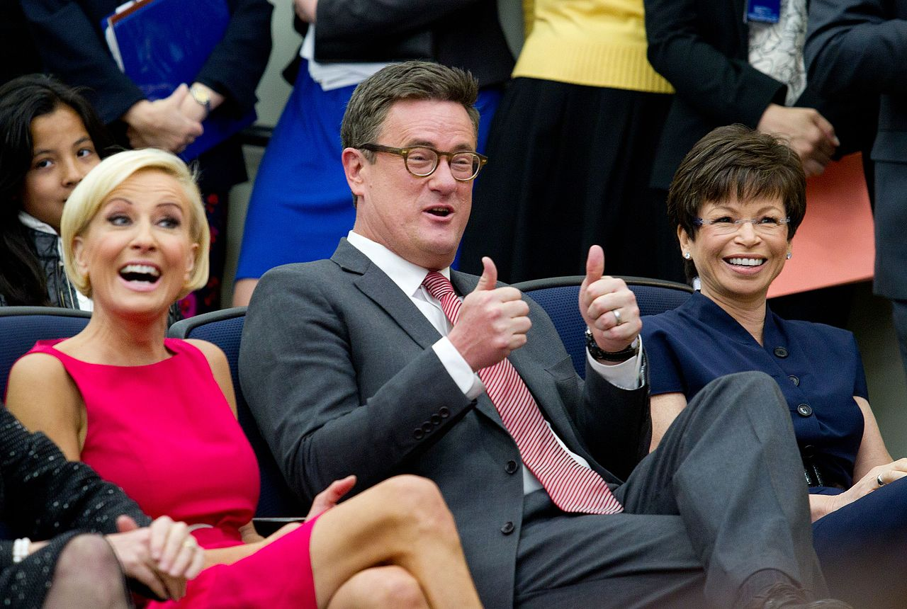 MSNBC's Joe Scarborough, self-described 'small gov't conservative,' says GOP needs to be 'destroyed'