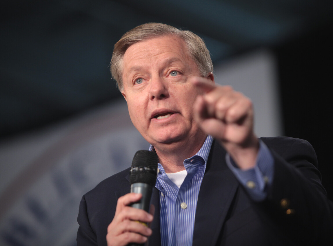 Lindsey Graham Doubles Down On Filling Seat After Originally Saying He Wouldn't Support Nomination Of Justice During Election Year