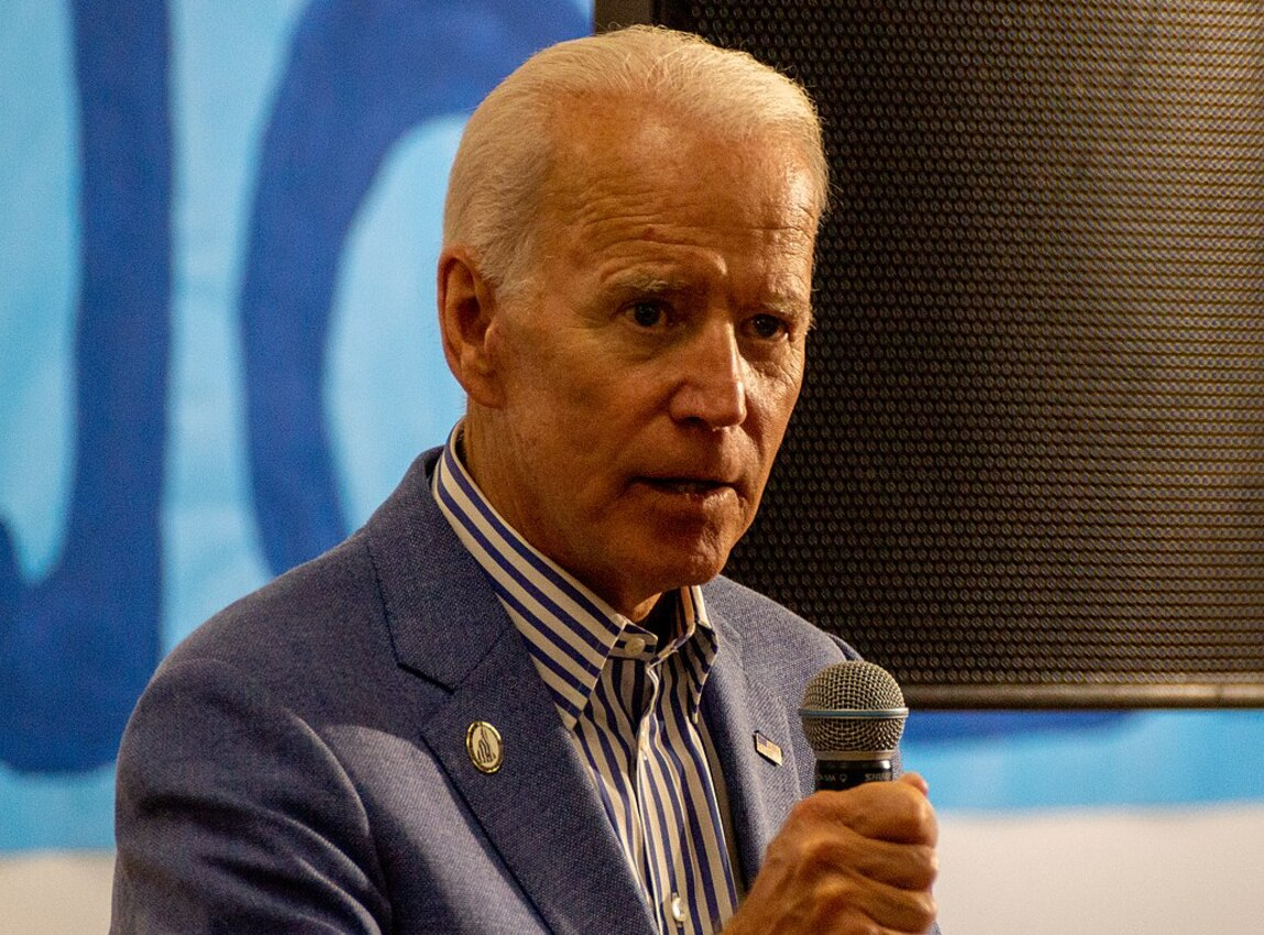 Joe Biden: We're Able to Stay in Our Bunkers During COVID Because Black Women Re-stock Grocery Shelves