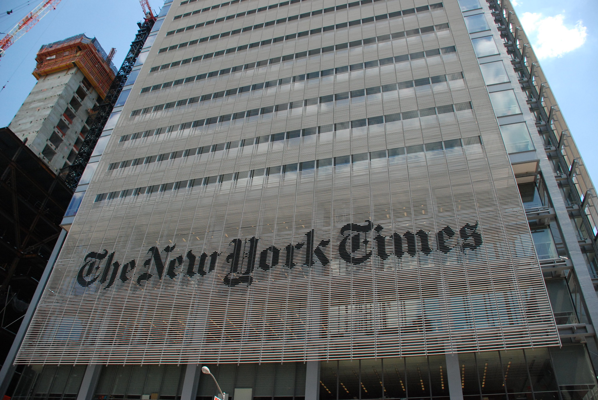 The New York Times disappears their own coverage of Biden and Tara Reade