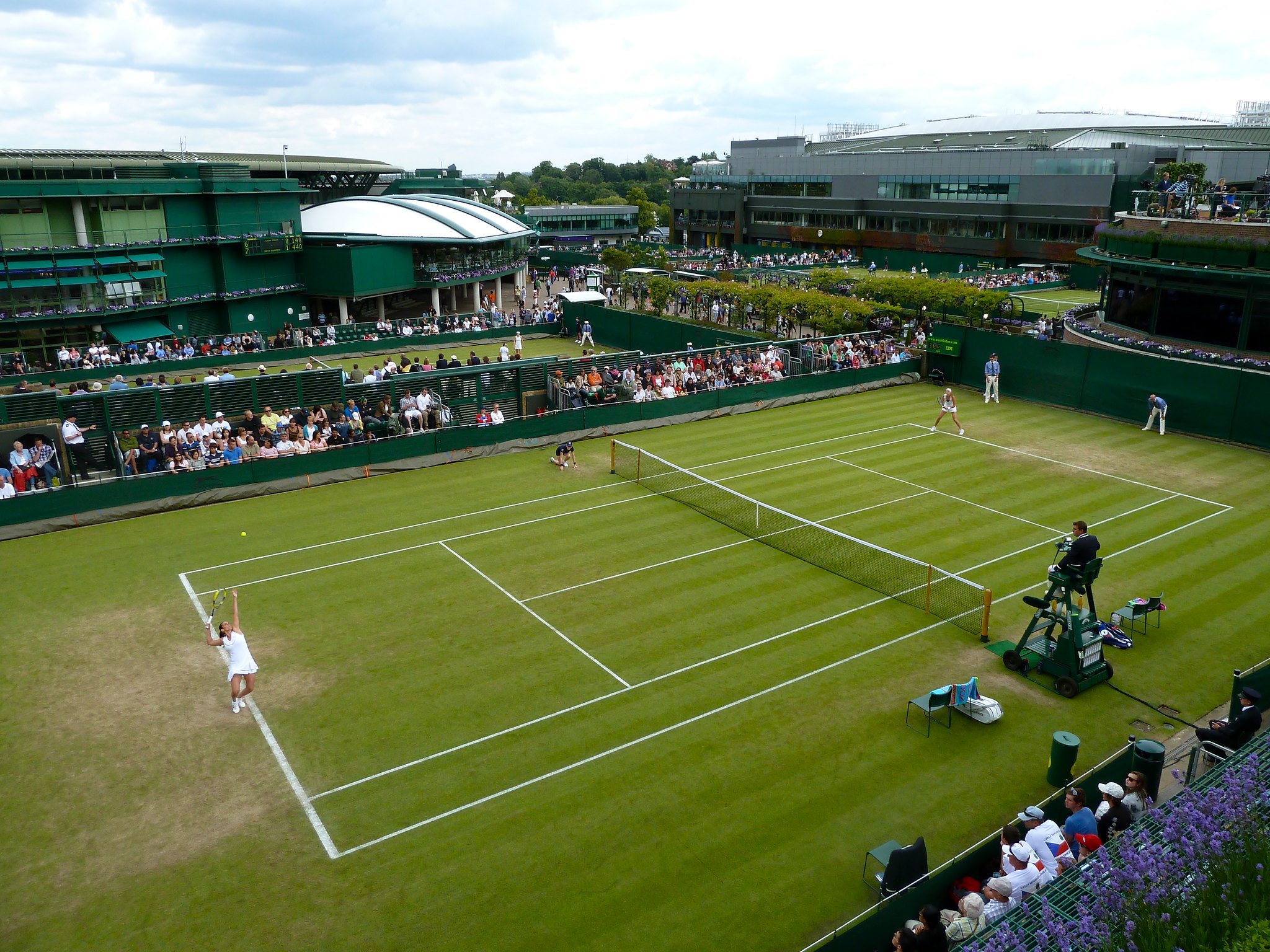Wimbledon's Pandemic Insurance Policy Will Reportedly Pay Out $141 Million