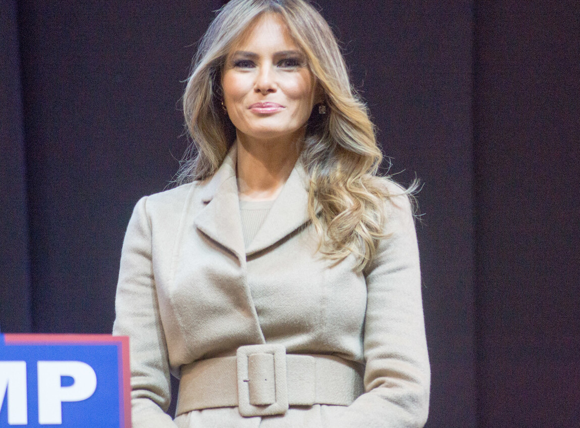 CNN Releases Tapes Of Melania From Private Conversation. She Winds Up Looking Great.