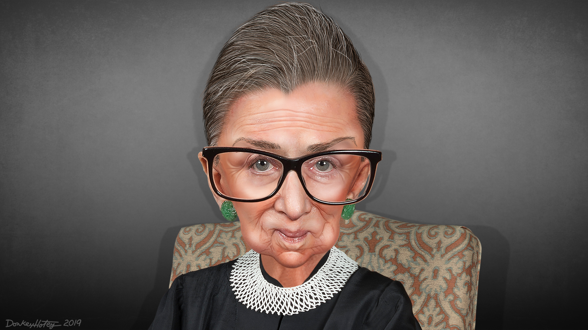 Breaking: Ruth Bader Ginsburg Hospitalized for Infection