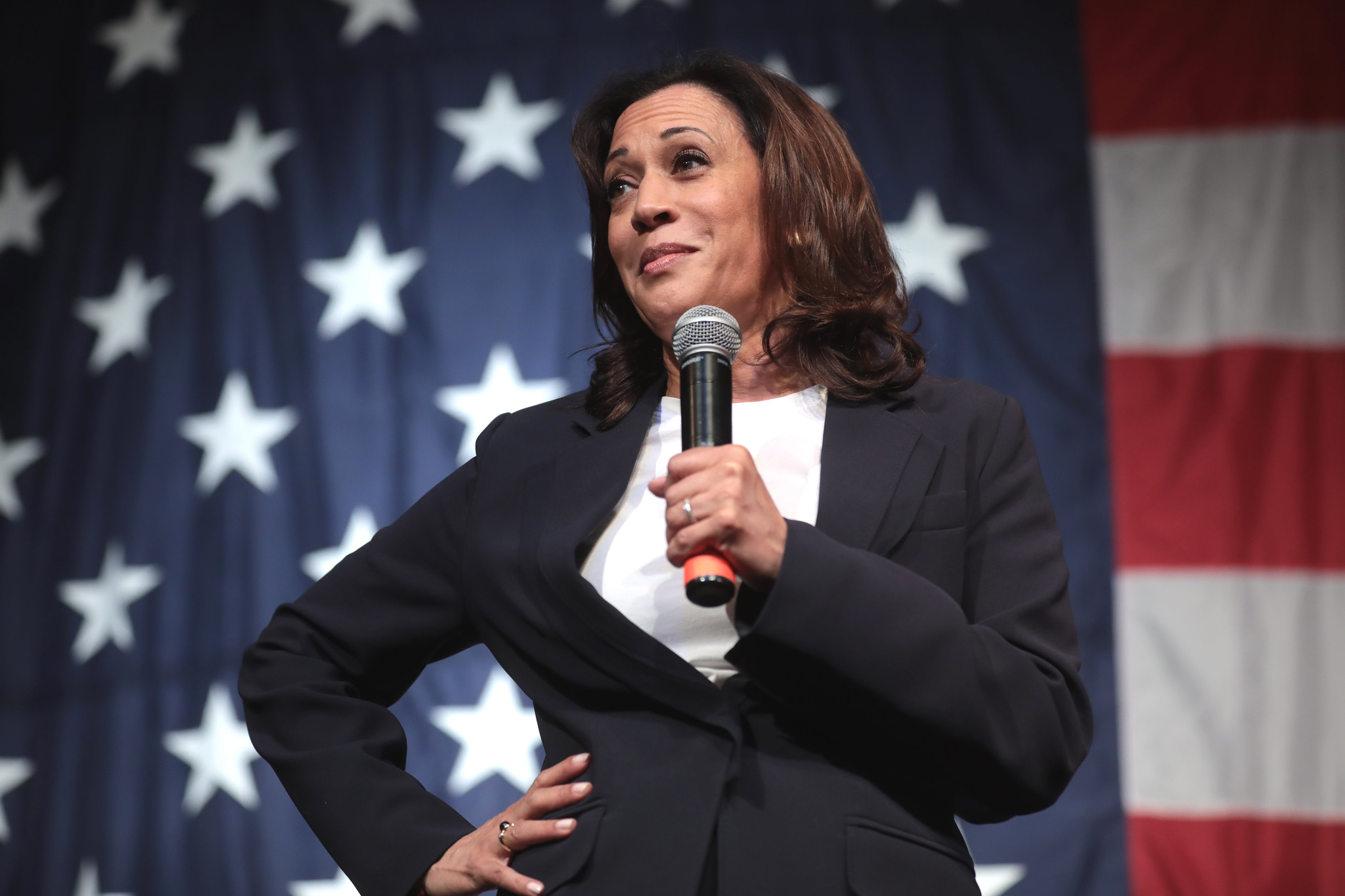 It Really Looks Like Kamala Harris Might Be Happening