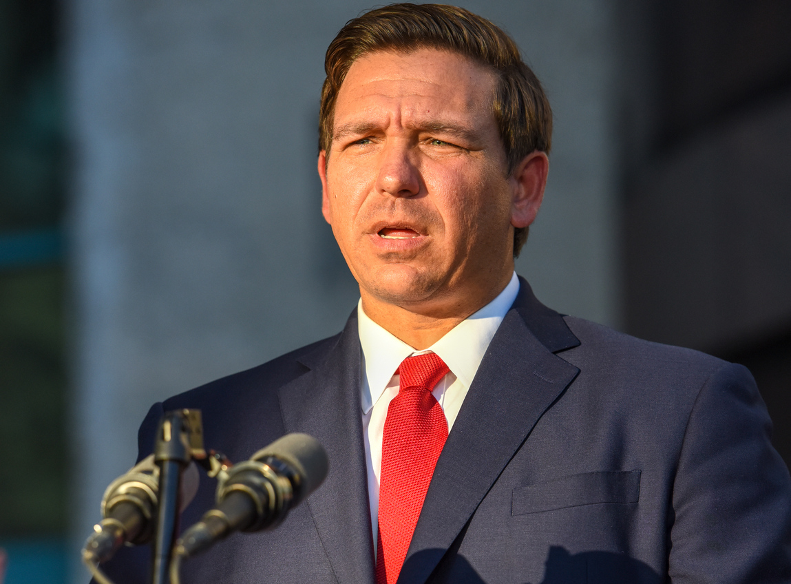 This Is Gold: Watch Ron DeSantis Just Obliterate Media for Hoping Virus Deaths Increase In Florida