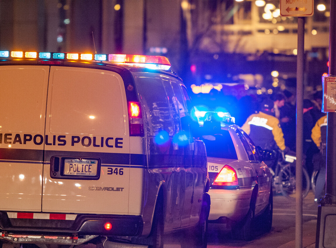 Minneapolis City Council is seriously weighing disbanding the police