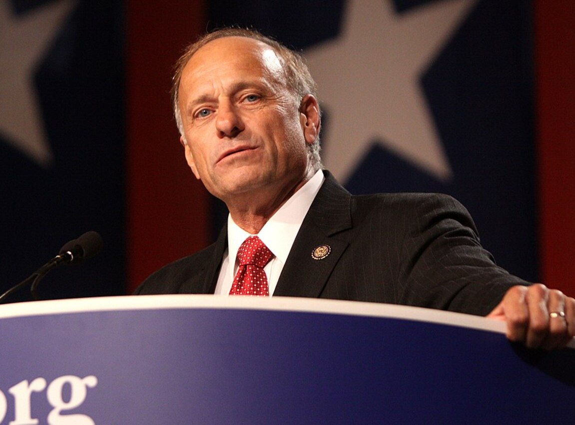 Iowa Votes Steve King Out Of Congress After Nearly Two Decades; Trump Congratulates Primary Winner
