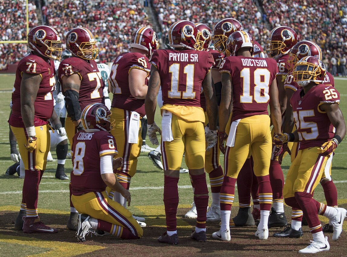 Washington Redskins Officially Announce NFL Team Will Retire Name, Logo