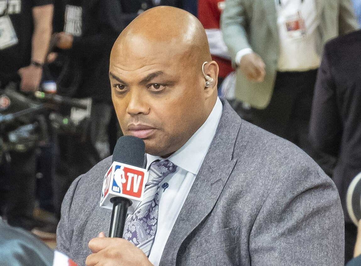 Charles Barkley Defends People Who Stand During The National Anthem, Says They're Not 'Bad' People