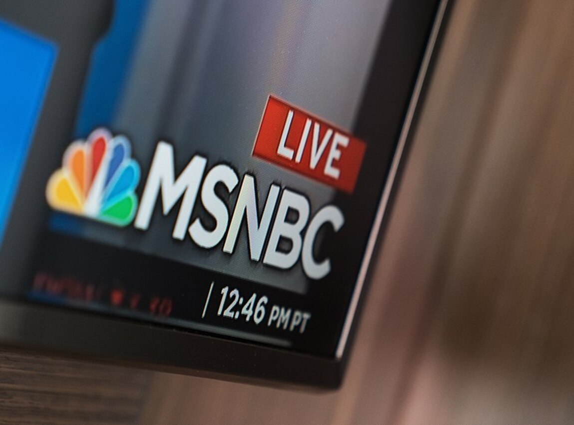 MSNBC Producer Resigns, Slams Network's 'Cancer': They 'Block Diversity of Thought,' 'Stoke National Division'