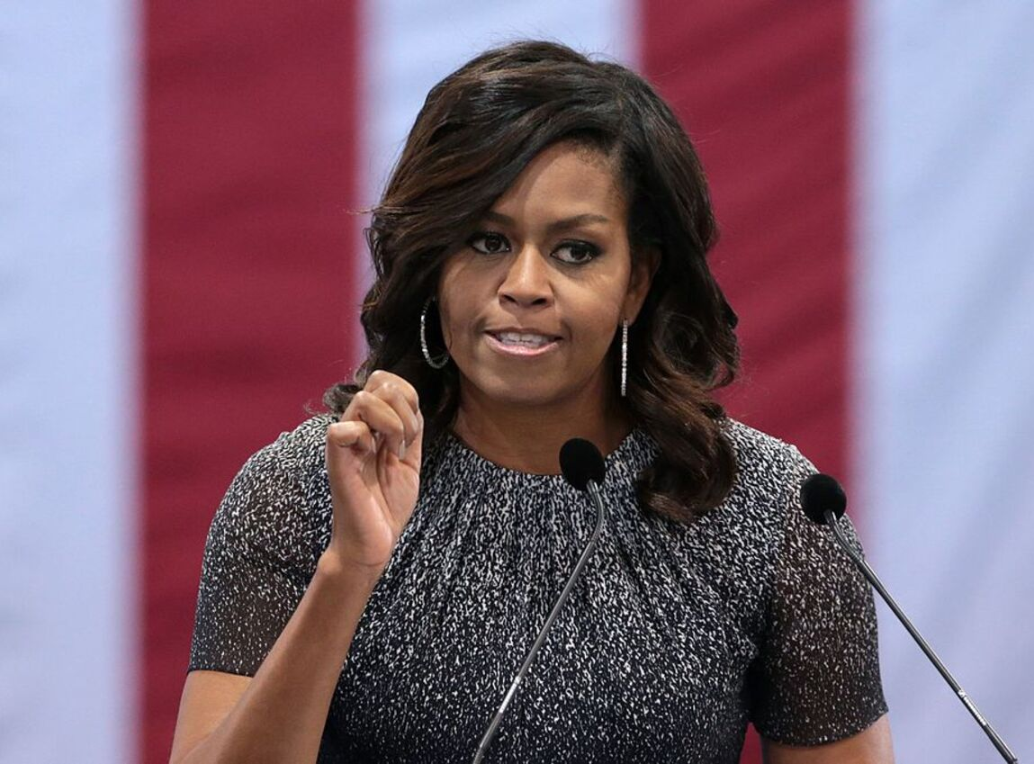 Michelle Obama Blames Her 'Low-Grade Depression' Partly On 'Hypocrisy' Of Trump Administration