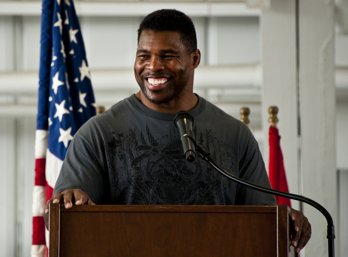Herschel Walker shreds BLM, calls out NFL owners, players who support 'trained Marxists': BLM is 'anti-government, anti-American, anti-Christian
