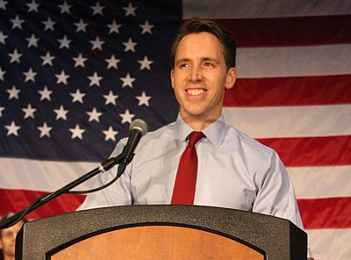 Hawley: Washington Post printed 'outright lies' to defend 'Antifa scumbags' who congregated at his home