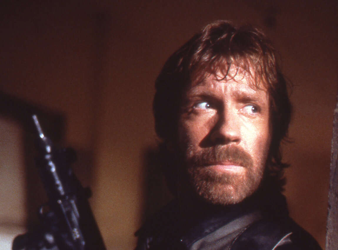 Chuck Norris speaks out on viral US Capitol riot photo: 'It wasn't me and I wasn't there'