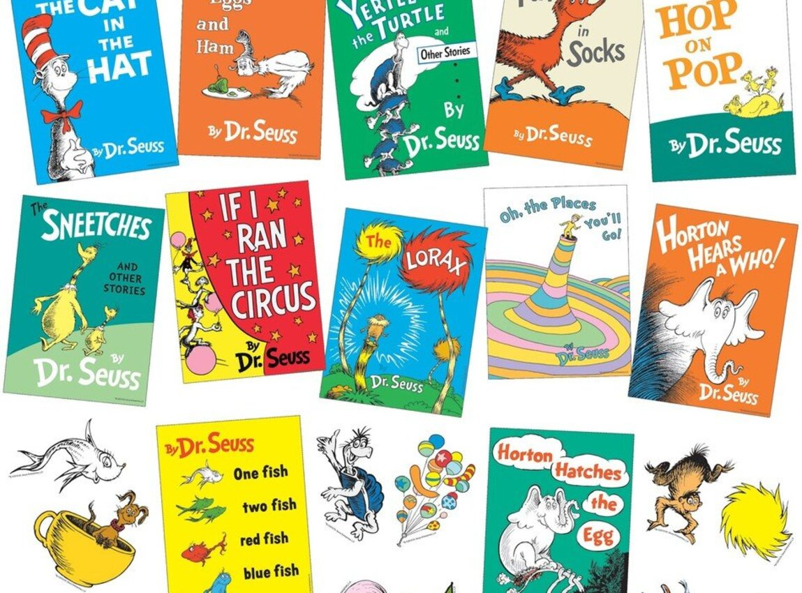 Prices Of Dr. Seuss Books Skyrocket After 6 Are Canceled