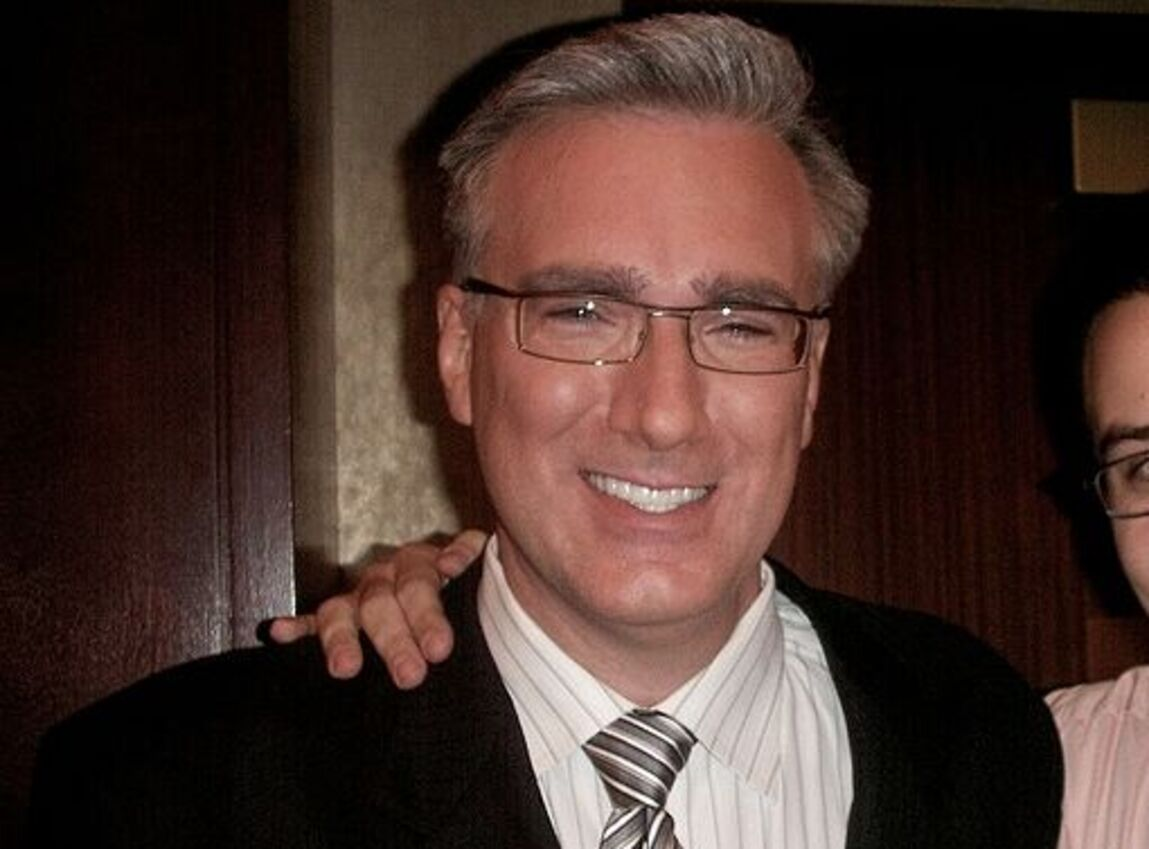 Why Keith Olbermann Was Set Ablaze by Liberals on Twitter