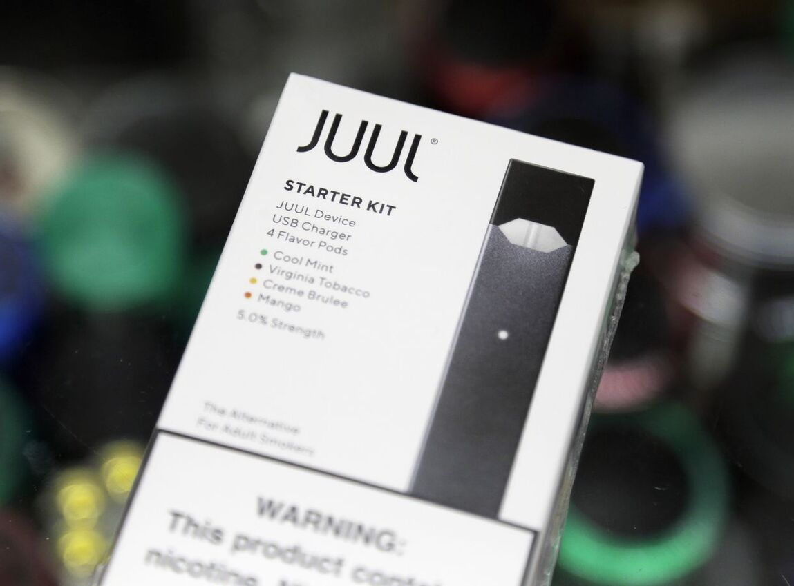 E-Cigarette Company Juul To Pay $40 Million In Lawsuit For Unlawfully Targeting Youth