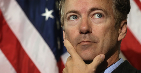Patrick Leahy, Rand Paul to be honored as constitutional champions