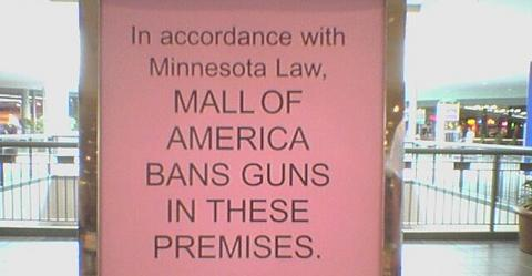 Lawmaker Challenging Mall Of America's Gun Policy After Threat