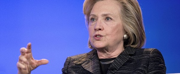 Hillary Calls for Regulating Internet: 'It's a Foot in the Door'