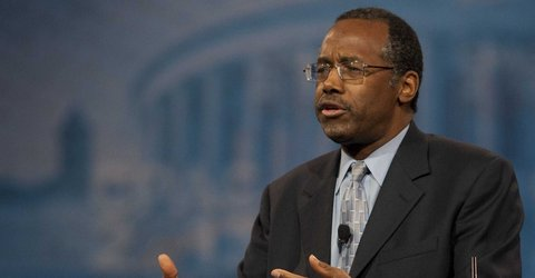Carson prescribes Constitution for 'sick' US