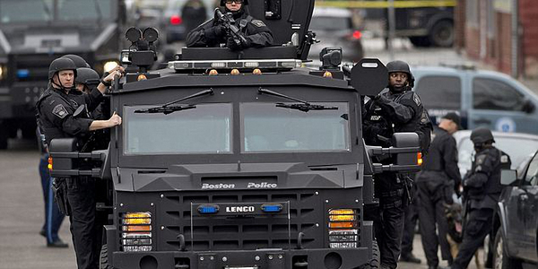 Can States Slow the Flow of Military Equipment to Police?
