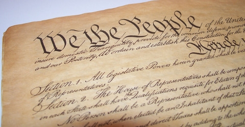 Scalia: How to interpret the Constitution