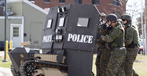 Montana Just Nullified the Federal Police Militarization Program