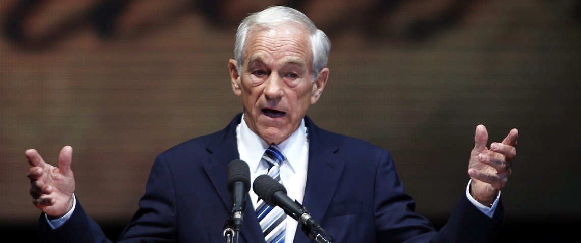Ron Paul: You Can't Adjust a System That Isn't Adjustable