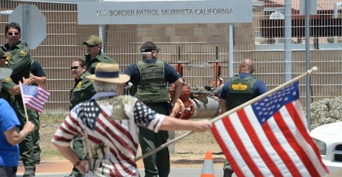 Illegal immigrant numbers skyrocket at Mexican border