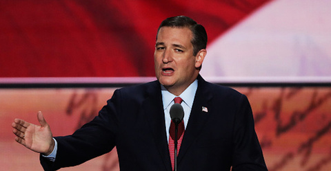 Cruz Tells GOP Delegates To Vote Their Conscience