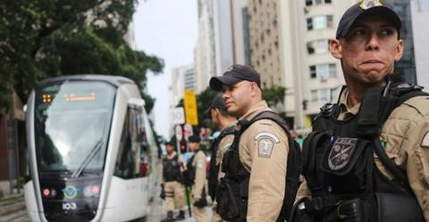 Brazil arrests 10 for 'amateur' terror plot against Olympics