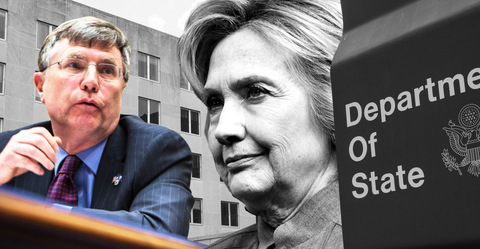 The Bureaucrat at the Center of Hillary's Scandals
