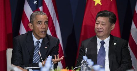 Obama will bypass Senate, ratify Paris climate accord himself during trip to China