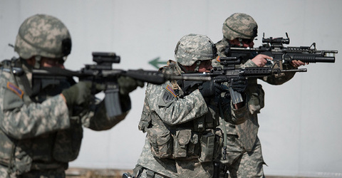 Coming Soon to a City Near You: The U.S. Military's Plan to Take Over America