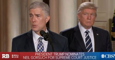 Democrats would love to fish with Gorsuch, but will they confirm him?