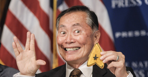 George Takei Calls For 'American Spring' Against Trump Admin.