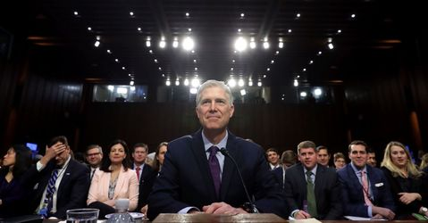 Filibustering Gorsuch Is Still a Bad Idea
