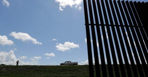 Congress has been stalling border wall funding