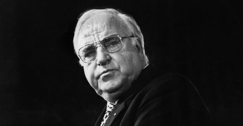 The Political Legacy of Helmut Kohl