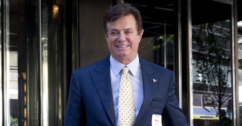 FBI raided Paul Manafort's home in July for documents in Russia probe