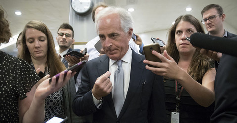 Republicans to Trump and Corker: Please just stop