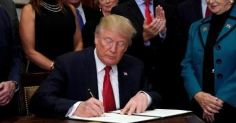 What's behind Trump's new executive actions