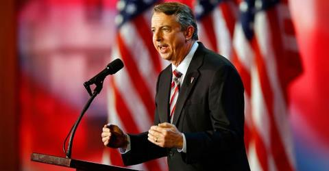 White House wades into Virginia governor's race