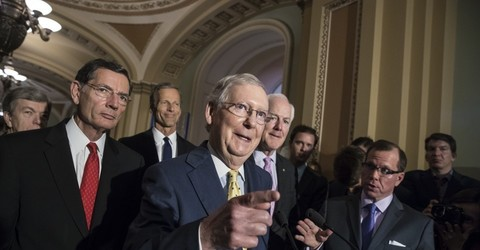 Will The Senate Become The Burial Chamber For Tax Reform?