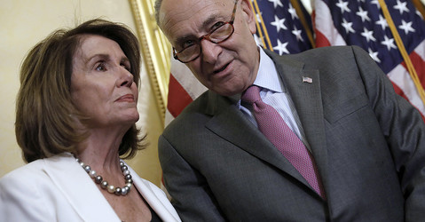 Schumer, Pelosi cancel meeting with Trump after Twitter attack