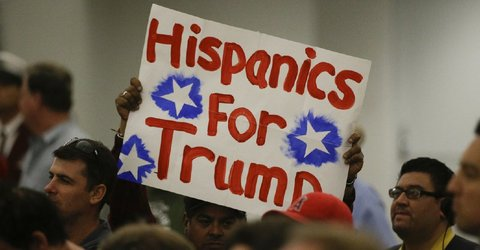 How the GOP is winning over Hispanic voters
