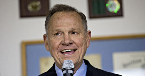 A Rising Tide in Alabama? Roy Moore Gains Ground in Polls